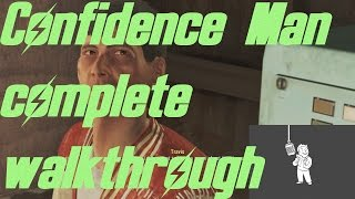 Fallout 4: Confidence Man - Making Diamond City Radio not suck