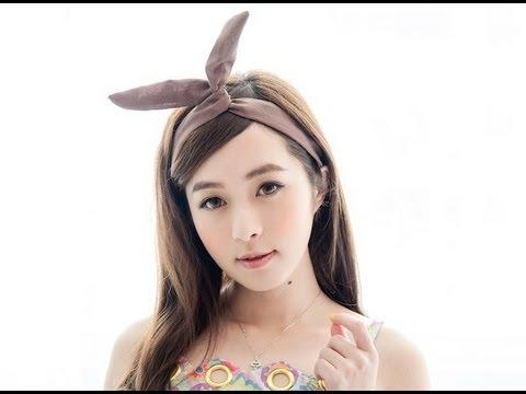 韩式甜美彩妆示范