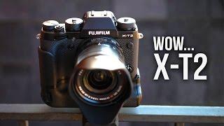 Fujifilm X-T2 A Fantastic Mirrorless Experience