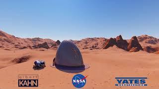 Kahn Yates - Phase 3: Level 1 of NASA's 3D-Printed Habitat Challenge