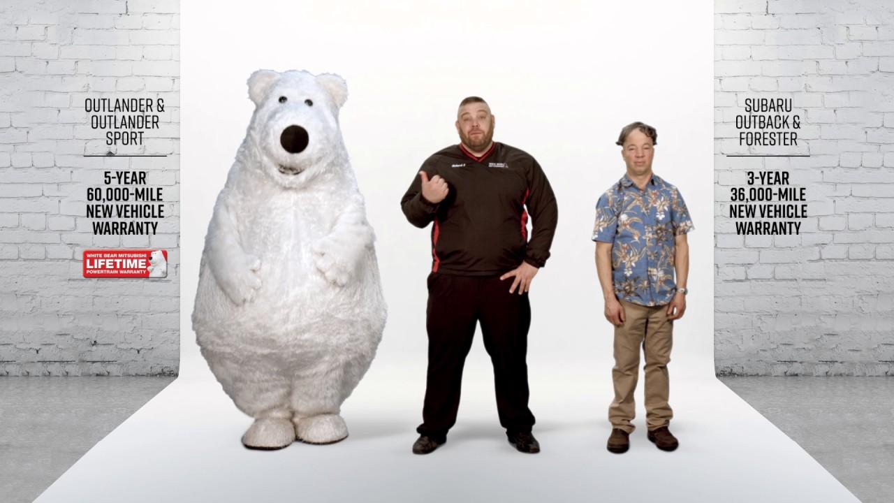 White Bear Mitsubishi >> White Bear Mitsubishi Outlander Outlander Sport Warranty Coverage February 2017
