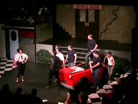 Grease Night Two Act One Part Two