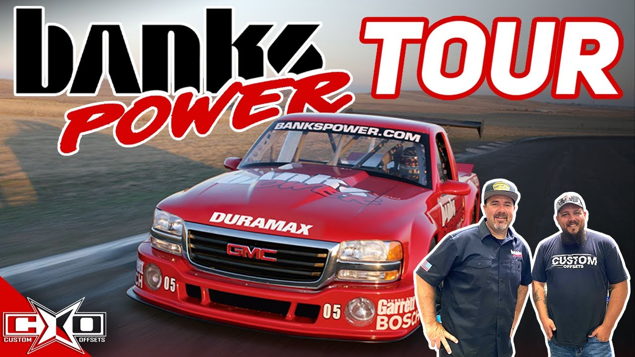 Fastest Growing Truck Brand?! || Banks Power Tour