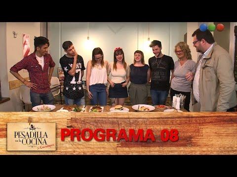 Programa 08 (18-11-2016) - Pesadilla en la Cocina