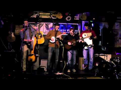 """The Broom Hill String Band - """"You're Nobody's Sweetheart Now"""""""