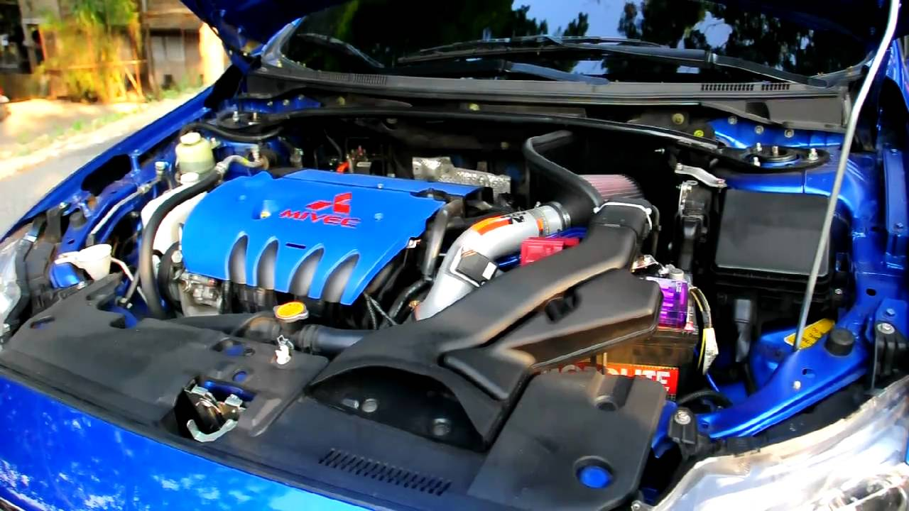 2014 ralliart cold air intake