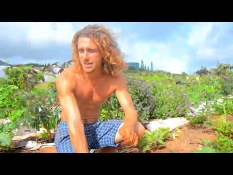 Permaculture interview and Kauai Garden Tour - Rob Cruz