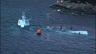 Nach Kollision: Norwegisches Kriegsschiff gesunken