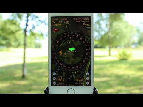 Commander Compass – GPS outdoor navigation toolkit for wildlife & survival (iPhone, iPad, iOS)