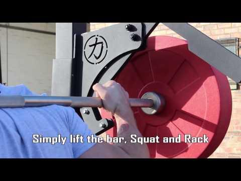 Strength Shop Monolift Attachment For Riot Range