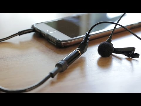 Hook Up External Mic To Iphone
