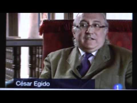 El Museo de la Palabra en el Telediario de la 1 de Televisión Española