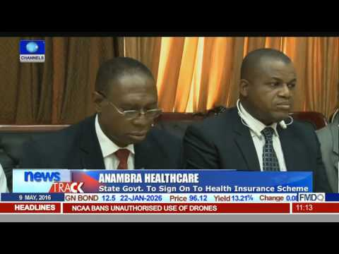 Anambra State Govt To Sign On To Health Insurance Scheme