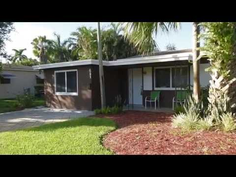 Fort Lauderdale Real Estate - 621 NW 37 Street - Near Wilton Manors