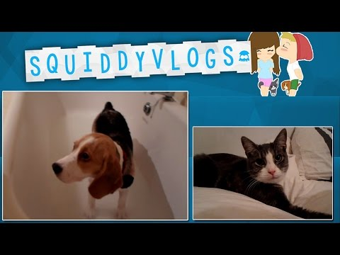 SquiddyVlogs - BATH TIME!! [2]