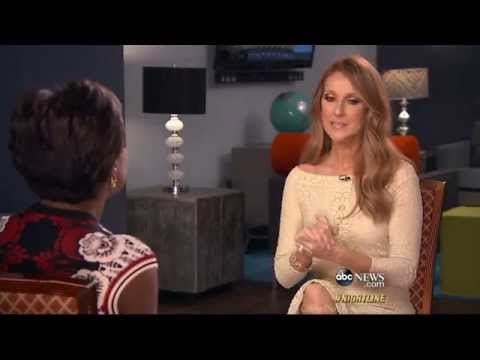 Celine Dion Interview on Nightline 3/25/2015 HD 720p