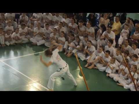 ABADÁ-CAPOEIRA Batizado 2016  Chelyabinsk Sollo