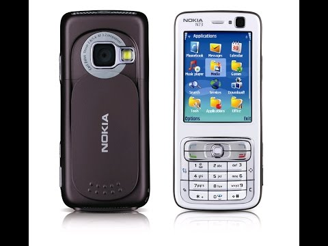 NOKIA N73 original smart phone n73 sale 1