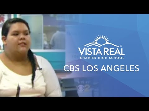 Vista Real Charter High School - CBS Los Angeles
