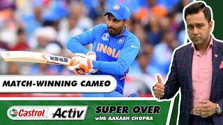 JADEJA & GAIKWAD KNOCK hurt KOL's Playoff Chances   Castrol Activ Super Over with Aakash Chopra
