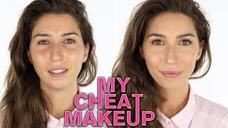 HOW TO CHEAT - MAKEUP LOOK TUTORIAL