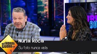 Pablo Motos enseña la foto nunca vista de Nuria Roca - El Hormiguero 3.0
