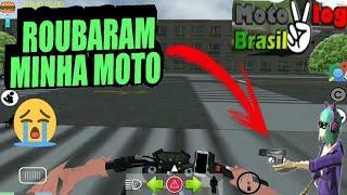 Roubaram minha z800 no moto vlog Brasil - mas a polícia recuperou ✔