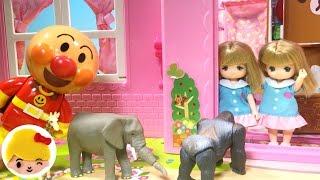 みーちゃんママのYouTube動画はこちらだよ! ◇アンパンマンとバイキンマ...