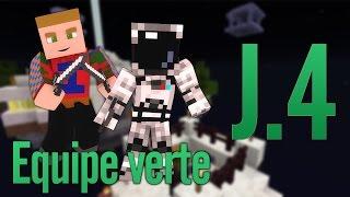 Minecraft - Bunker ; Equipe Verte : Fuze & Isophys - Episode 4 !