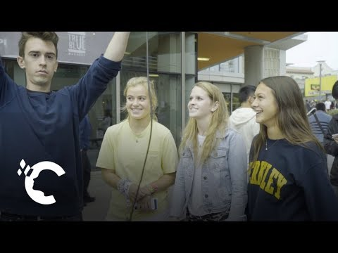 Big Questions Ep. 13: UC Berkeley (Freshman Move-In Day Edition)