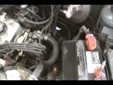 hqdefault 1997 geo metro distributor cap & rotor, spark plugs & wires, hoses  at gsmx.co