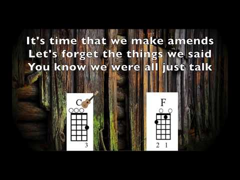 Luck Ukulele (In the style of American Authors)