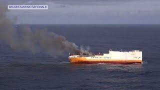 Grande America: menace de pollution sur les côtes françaises