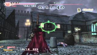 Dirge of Cerberus: Final Fantasy VII Full HD gameplay on PCSX2