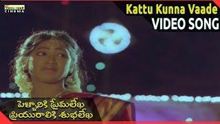 Pellaniki Premalekha Priyuraliki Shubhalekha || Kattu Kunna Video Song || Shalimarcinema