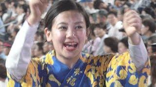 2年連続で登場の千眼美子(清水富美加)さん、去年も感じたのですがとっ...