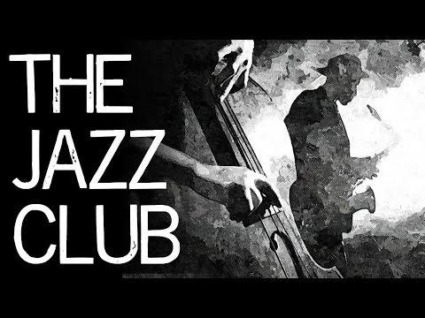 Late Night Jazz Club • Smoke Filled Jazz Saxophone • The Jazz Bar After Midnight