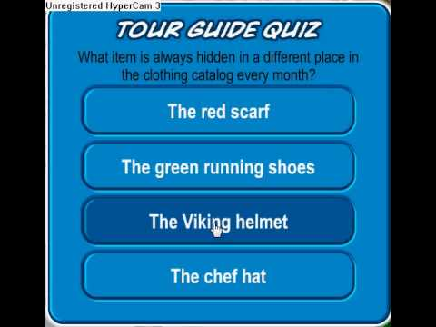 Tour guide quiz answers « Club Penguin Cheats
