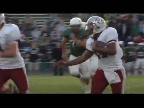 Michael Currie RB/LB Southgate Anderson High School Football Highlights -- Class of 2011
