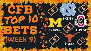 College Football top 10 *Best Bets* for week 9 screenshot 4