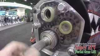 Super ATV Portal Gear lift