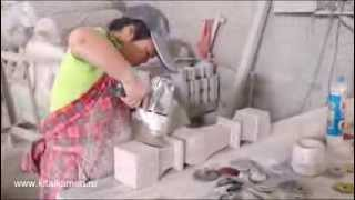 Объёмные фигуры из гранита(Компания КитайКамень предлагает контроль качества изделий на фабриках в Китае. www.kitaikamen.ru , kitaikamen@gmail.com..., 2013-08-12T04:17:48.000Z)