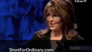 Sarah Palin Tea Party Speech Zingers