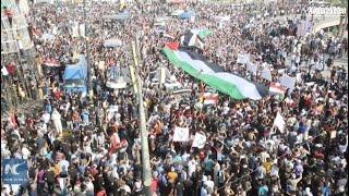 Iraqi protesters rally against Israeli attacks on Gaza