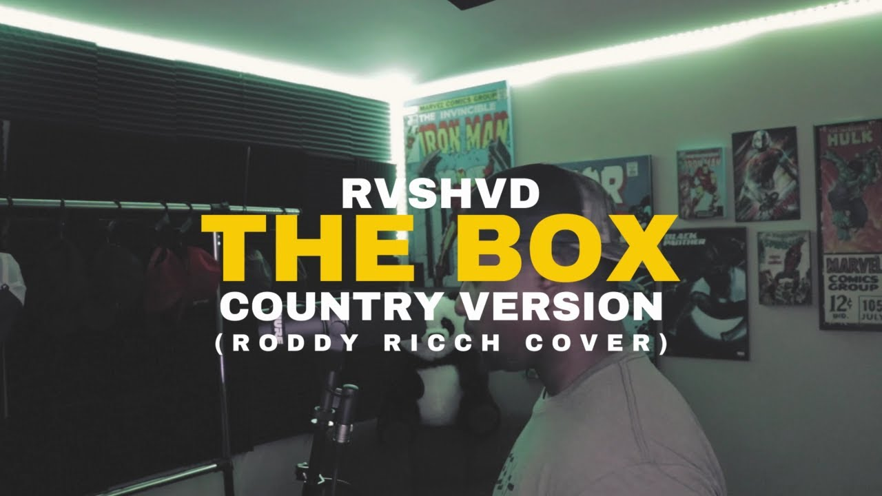 Roddy Ricch - The Box (Country Version) (Full Version) (Prod. By Yung Troubadour)