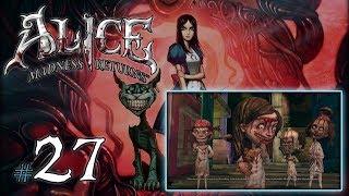 """ALICE MADNESS RETURNS #27 - Rozdział V [1/5] - """"Domki dla lalek"""""""