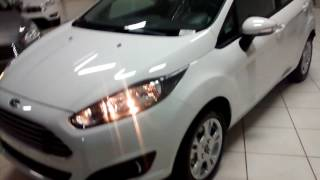 MARCELO TECHIO # NEW FIESTA 1.6 HT SEL 2016 MANUAL
