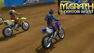 Jeremy McGrath Supercross World ... (PS2)