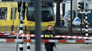 Polizei zur Fahndung nach dem Utrecht-Killer Gökmen T.