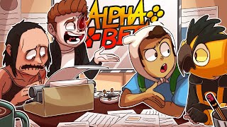 Writing an episode of Alpha Betas in Phasmophobia